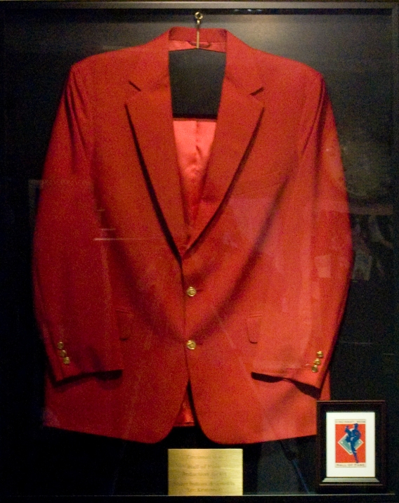 Cincinnati Reds Hall of Fame Induction Jacket